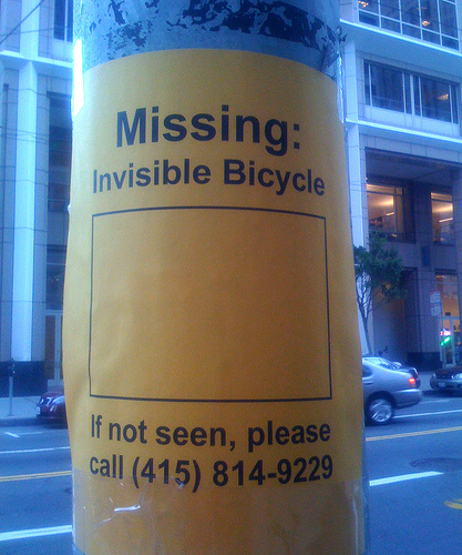 MissingBicycle