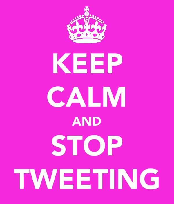 Keepcalm.tweet