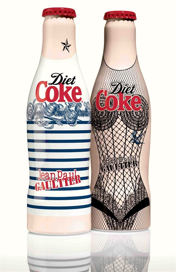 Stylish-soda-jean-paul-gaultier-for-diet-coke_1