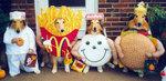 Halloweenfastfoodpets